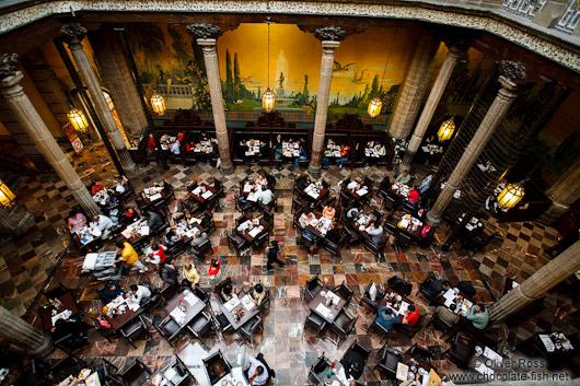 Am rica latina palacios y mansiones casas y edificios for Casa de los azulejos ciudad de mexico