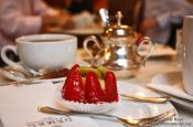 Travel photography:Café house culture at the Demel in Vienna, Austria