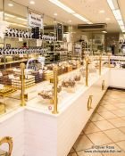 Travel photography:Chocolatier in Bruges, Belgium