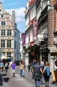 Travel photography:Ghent city centre, Belgium