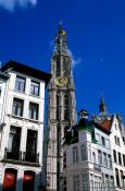 Travel photography:Antwerp cathedral, Belgium