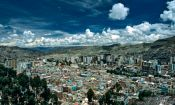 Travel photography:La Paz, Bolivia