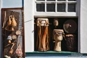 Travel photography:Musical instruments in Salvador de Bahia, Brazil