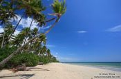 Travel photography:Boipeba Island beach, Brazil