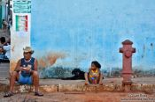 Travel photography:People in Lençóis, Brazil