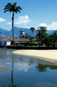 Travel photography:The township of Parati between Rio and São Paulo, Brazil