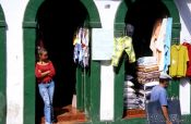Travel photography:Shop in Ouro Preto, Brazil
