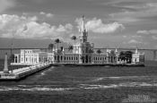Travel photography:The palace on the Ilha Fiscal in Rio de Janeiro, Brazil