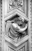 Travel photography:Florence duomo detail, Italy
