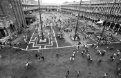 Travel photography:Piazza San Marco in Venice, Italy