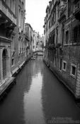 Travel photography:Canal in Venice, Italy