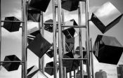 Travel photography:Metal Cubes, Japan