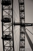 Travel photography:London Millennium Wheel, United Kingdom