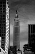 Travel photography:New York`s Empire State Building, USA