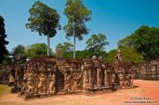 Travel photography:Angkor Thom , Cambodia