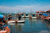 Travel photography:Sihanoukville Fishing Port , Cambodia
