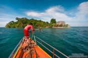 Travel photography:Islands off the Sihanoukville coast, Cambodia