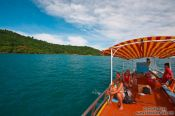 Travel photography:Cruising the islands off Sihanoukville´s coast, Cambodia