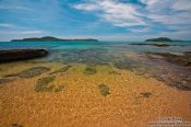 Travel photography:The waters off Kaoh Ta Kiev Island near Sihanoukville, Cambodia