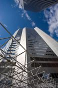 Travel photography:Montreal city high rises , Canada