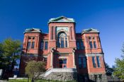 Travel photography:Free Masons house in St. John´s, Canada