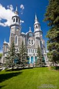 Travel photography:The Saint Antoine de Padoue church in Louiseville, Canada