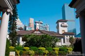 Travel photography:House of the former Governer of Hong Kong, China
