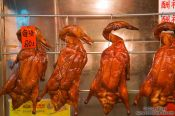 Travel photography:Hong Kong roasted ducks , China