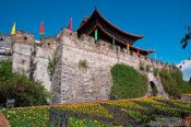 Travel photography:The Southern City Gate in Dali, China