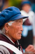 Travel photography:Naxi woman in Lijiang, China