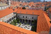 Travel photography:Terracotta rooftops in Dubrovnik, Croatia