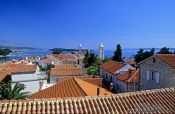 Travel photography:Rab Panorama, Croatia