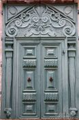 Travel photography:Door in Sibenik, Croatia