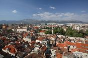 Travel photography:Split Panorama, Croatia