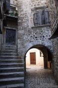 Travel photography:Old town Trogir, Croatia
