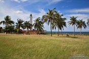 Travel photography:Lighthouse near Rancho Luna, south of Cienfuegos, Cuba