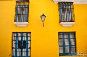 Travel photography:Facade in Havana Vieja, Cuba