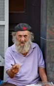 Travel photography:Cuban man, Cuba