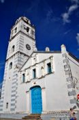 Travel photography:The Ilgesia Parroquial Mayor del Espíritu Santo in Sancti Spiritus, Cuba