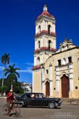 Travel photography:Remedios church, Cuba
