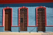 Travel photography:Remedios house, Cuba