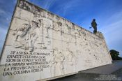 Travel photography:The Monumento Ernesto Che Guevara in Santa Clara, Cuba