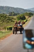 Travel photography:Viñales road, Cuba