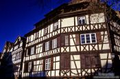Travel photography:Traditional House in Strasbourg, France
