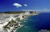 Travel photography:Bonifacio coastline, Corsica, France