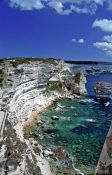 Travel photography:Bonifacio Coast, Corsica, France
