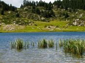 Travel photography:The Estany de la Pradella, France