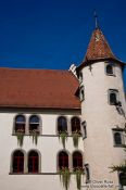 Travel photography:Back of the city hall in Konstanz , Germany