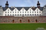 Travel photography:Plön Castle, Germany
