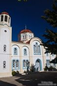 Travel photography:Church near Zoniana, Grece